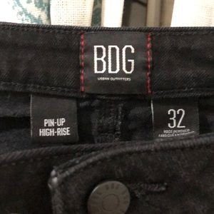 Urban Outfitters Shorts - BDG High Waisted Black Shorts